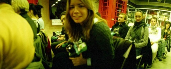 Диалоги о Диане в Москве - отчет. Изображение № 15.