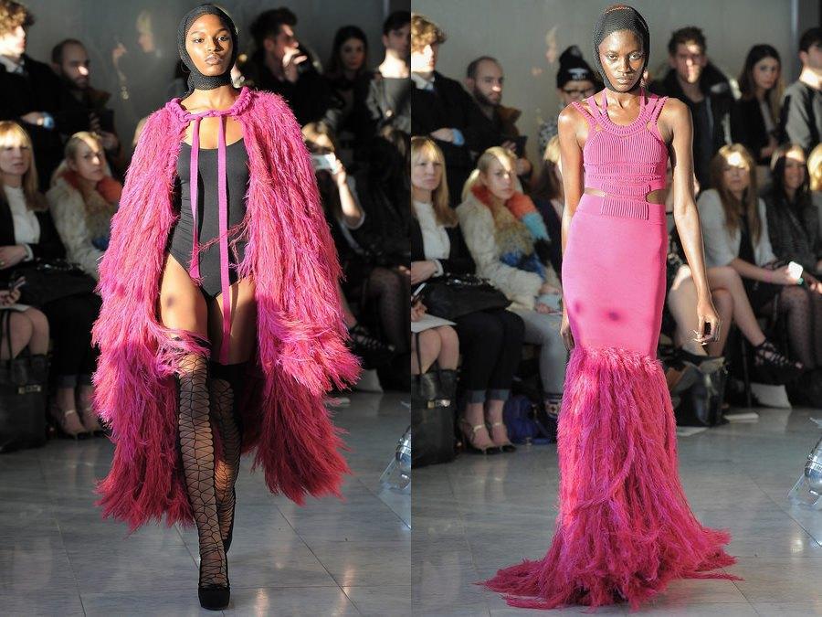 Неделя моды в Лондоне:  Дни 2 и 3. Изображение № 61.