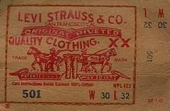Levi Strauss. Изображение № 3.