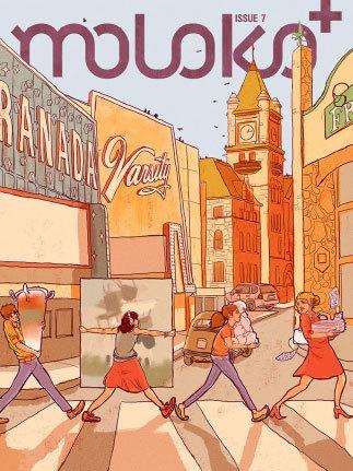 Moloko (issue#7) АРТПАРАД. Изображение № 1.
