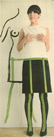 Пегги Моффитт-модель 60х. Изображение № 13.