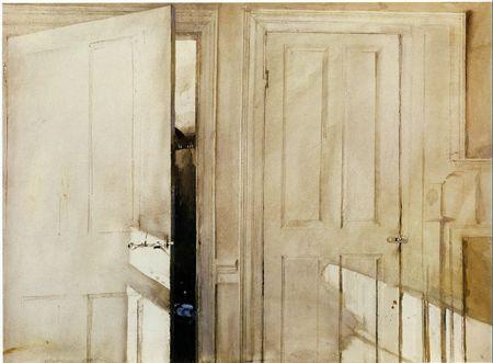 Andrew Wyeth- живопись длясозерцания иразмышления. Изображение № 42.