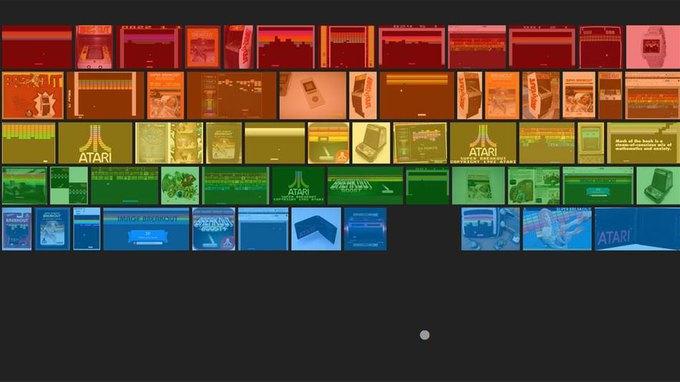 В поиске картинок Googlе можно сыграть в Atari Breakout. Изображение № 1.