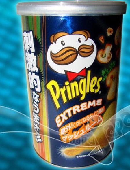 Несъедобное съедобно - какие бывают чипсы. Изображение № 40.