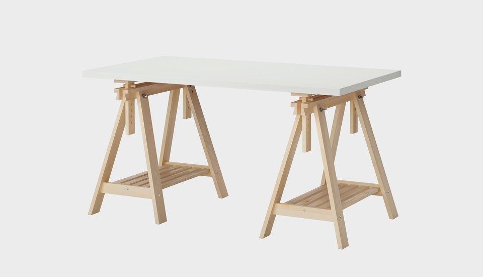 6 рабочих столов, к которым не нужен стул. Изображение № 5.