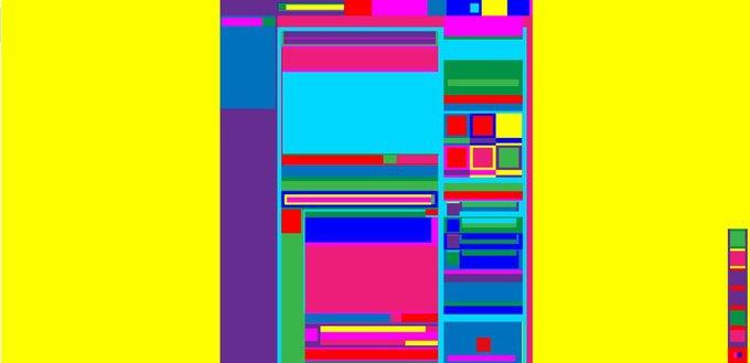 Тест: угадайте сайт по абстрактной картине на его основе. Изображение № 11.