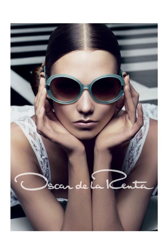 Превью кампаний: Calvin Klein и Oscar de la Renta. Изображение № 5.