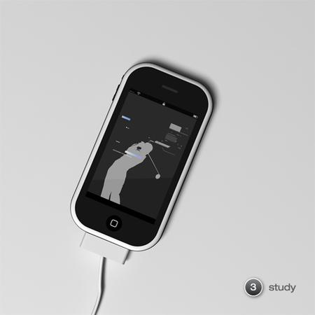 Гольф iPhone Энергия. Изображение № 3.