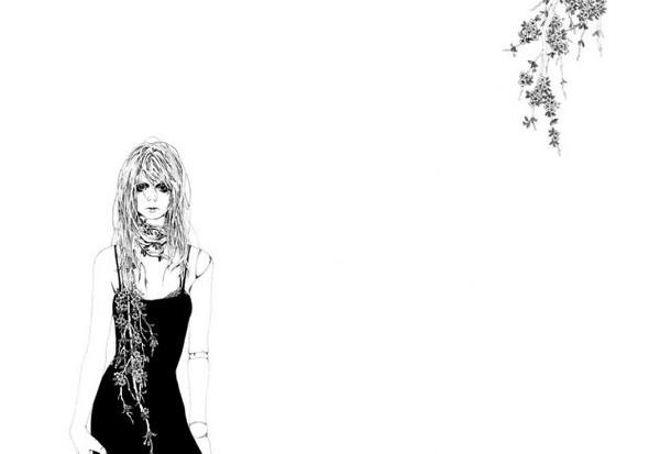 Katsuta Mako – черно-белая грация. Изображение № 31.