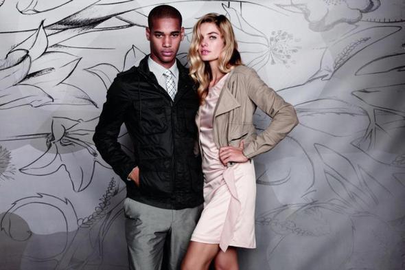 Изображение 18. Мужские рекламные кампании: Mugler, Versace и другие.. Изображение № 12.