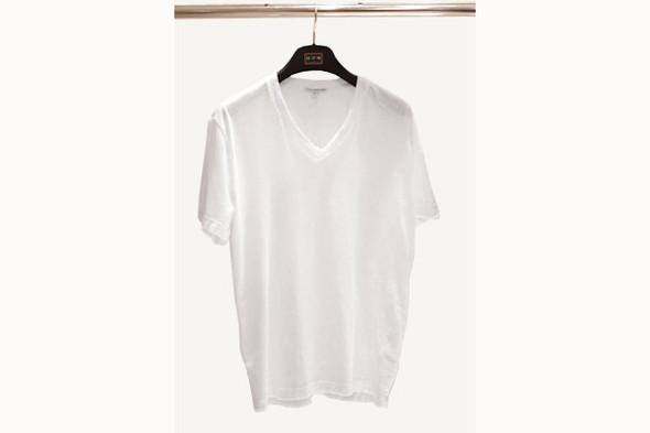 James Perse, футболка 3990 руб. Изображение № 2.