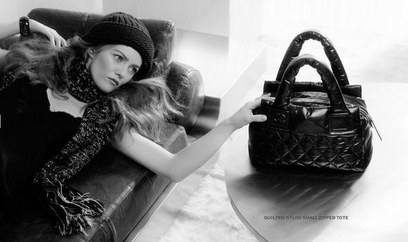 Chanel Cocoon и Vanessa Paradis. Изображение № 10.