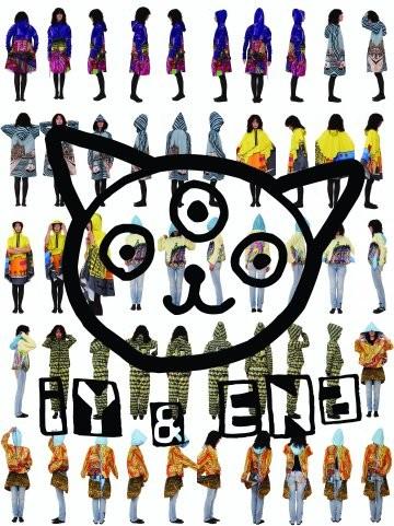ENA - московский дизайнер молодёжной марки IY & Ena. Изображение № 7.