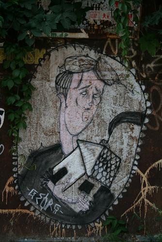Изображение 7. Берлин: музыкальные фестивали, граффити, места.. Изображение № 10.