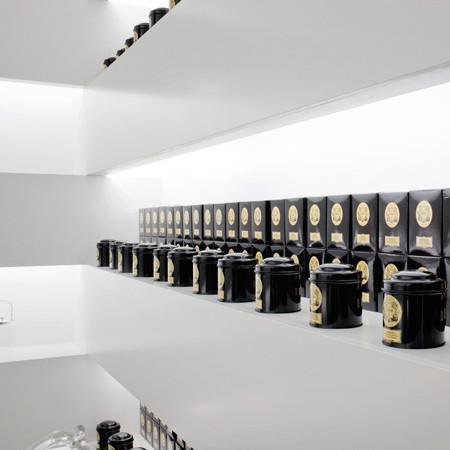 Дизайн чайного магазина отWE Architecture. Изображение № 5.