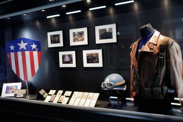 Опубликованы фото с интерактивной выставки «Мстителей». Изображение № 9.