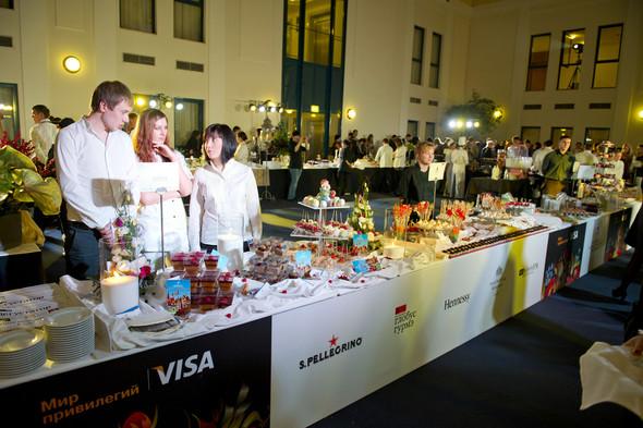 Десертный Бал 2011 - закрытие Московского Гастрономического Фестиваля. Изображение № 17.
