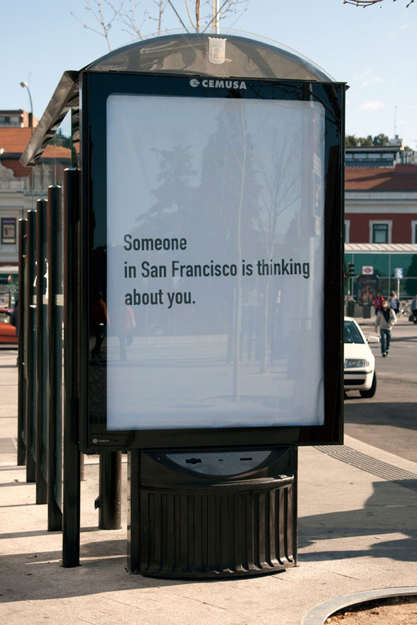 Изображение 7. Искусство вместо рекламы.. Изображение № 7.