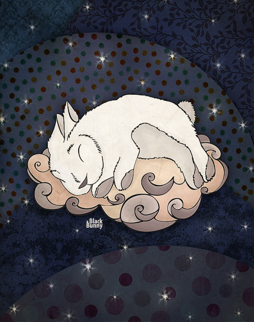 Magic dreams bunny. Изображение № 1.