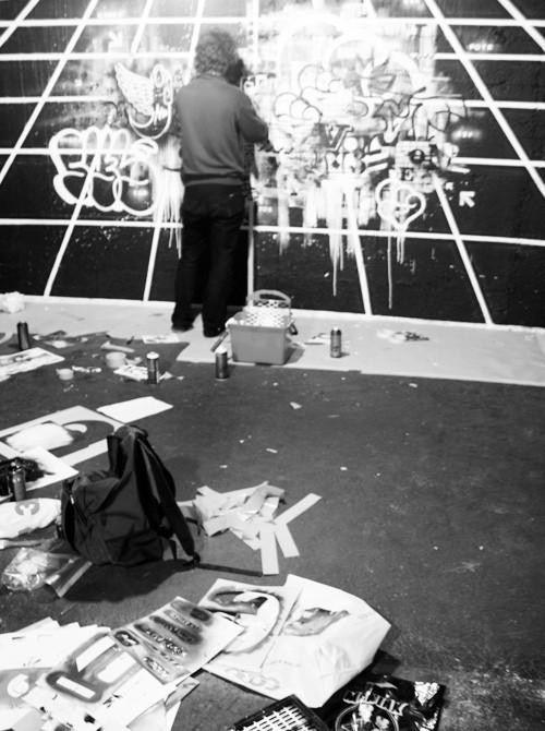 PBK9, художественная выставка в Лозанне, Швейцария. Изображение № 45.