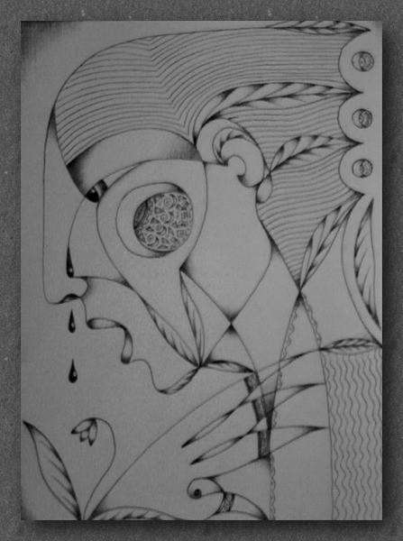 Бумага + шариковая ручка. Изображение № 2.