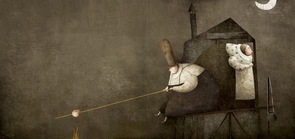 Luis Gabriel Pacheco - художник-иллюстратор. Изображение № 26.
