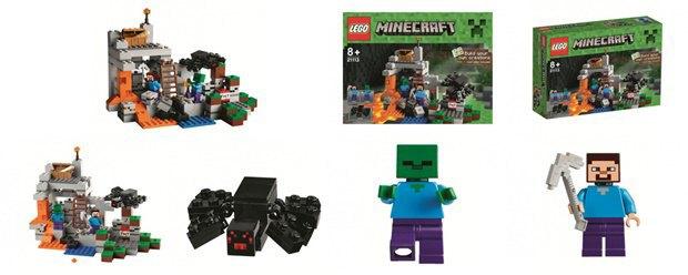 Российский магазин «слил» в Сеть новые наборы Lego Minecraft . Изображение № 2.