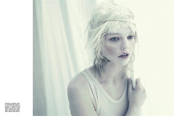 Snow White: Модные съемки к выходу «Ледникового периода». Изображение № 45.