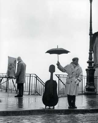 Paris, etmoi, jet'aime. Robert Doisneau. Изображение № 2.