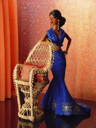 Fashion Royalty. Воплощенный кукольный гламур. Изображение № 5.