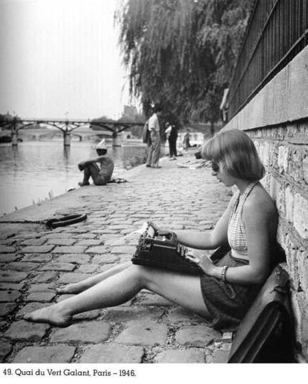 Paris, etmoi, jet'aime. Robert Doisneau. Изображение № 10.