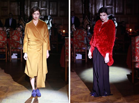 Изображение 8. Vardoui Nazarian FW 2011: прозрачные юбки и пушистые майки.. Изображение № 8.