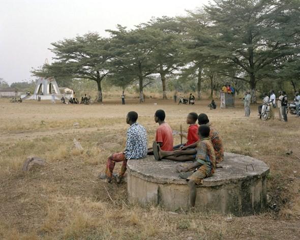 Ностальгия по покинутой Африке. Изображение № 4.