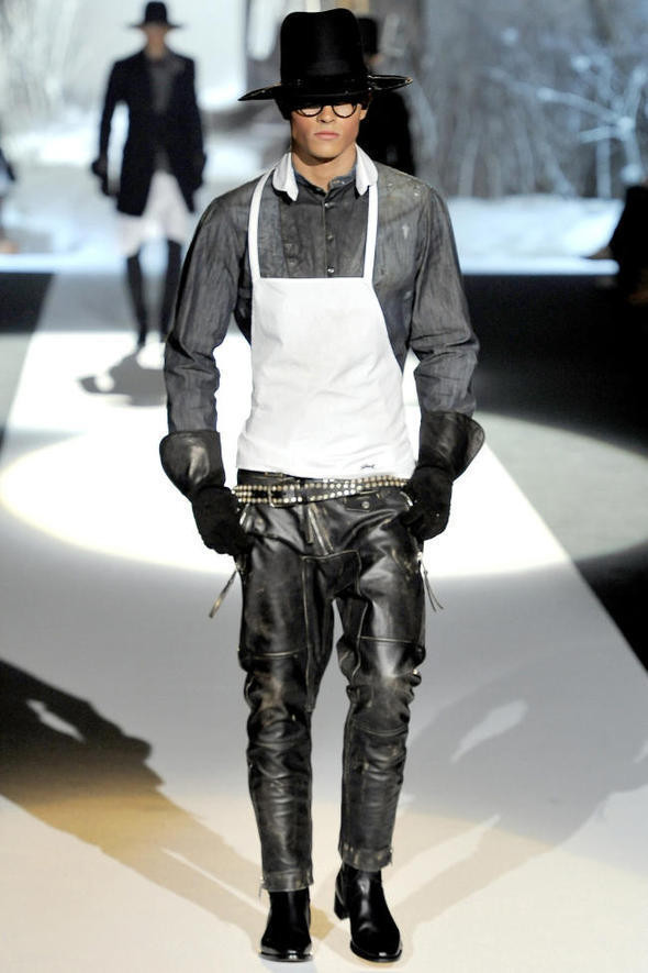 Изображение 232. Milan Fashion Week. Часть 2.. Изображение № 231.