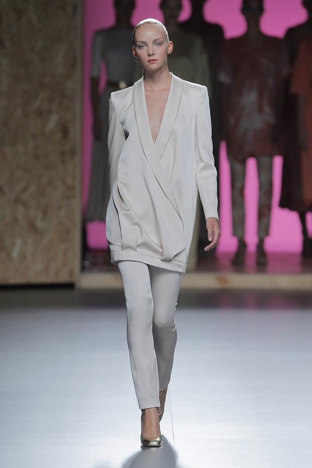 Madrid Fashion Week SS 2013: DUYOS. Изображение № 1.