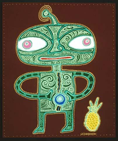 Визуальная мифология – Джоил Накамура. Изображение № 28.