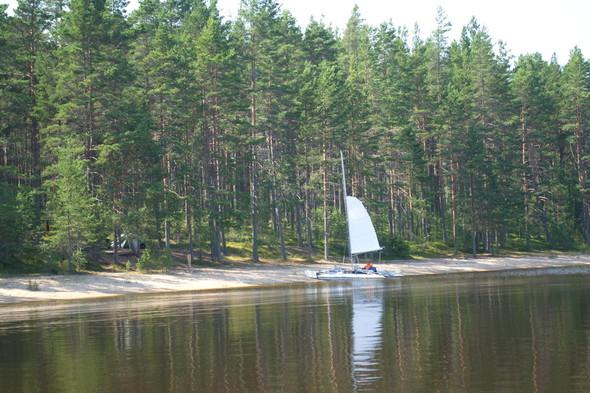 Поход по Ладожскому озеру. Изображение № 36.