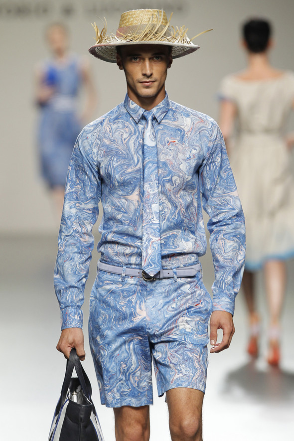 Madrid Fashion Week SS 2012: Victorio & Lucchino. Изображение № 1.
