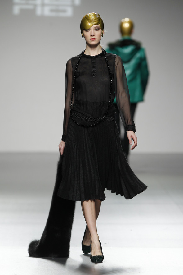 Madrid Fashion Week A/W 2012: David del Rio. Изображение № 4.