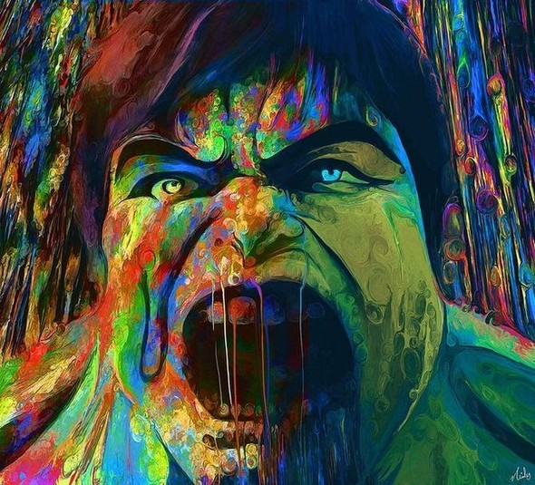 Рисунки австралийского иллюстратора Nicky Barkla. Изображение № 2.