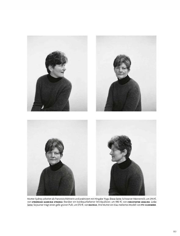 Съемки: Numero, Vogue, W и другие. Изображение №40.