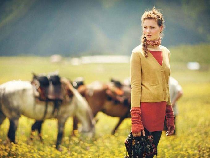 Вышли новые лукбуки Zara, Nasty Gal, Anna October и других марок. Изображение № 74.