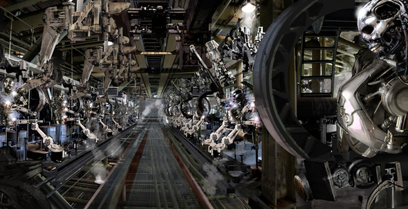 Terminator Salvation – Сoncept Art. Изображение № 5.