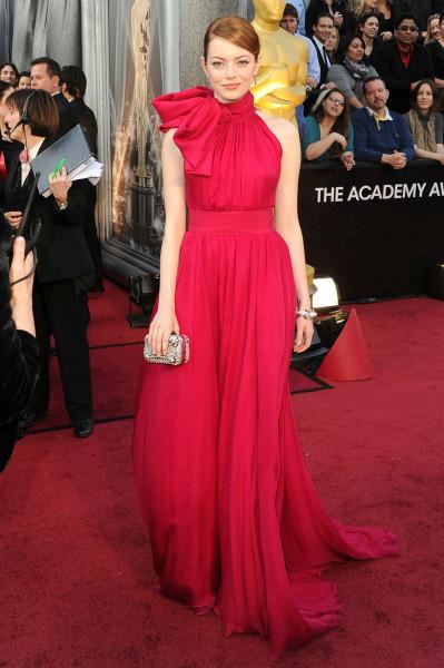 «Оскар»-2012: Красная дорожка. Изображение № 24.