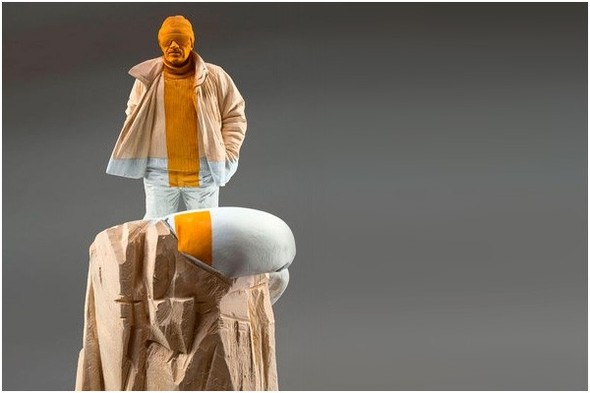 Скульпторы: Willy Verginer. Изображение № 33.