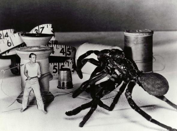 «Невероятно уменьшающийся человек» 1957. Изображение № 61.