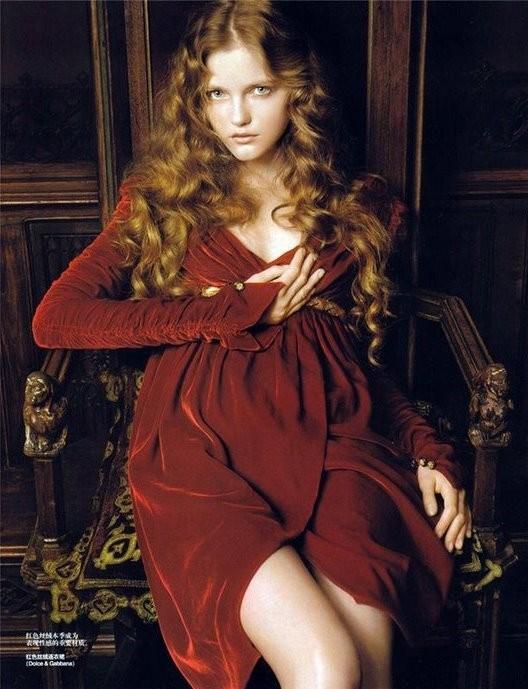 """Renaissance"" with Vlada Roslyakova byPierlugi Maco. Изображение № 4."