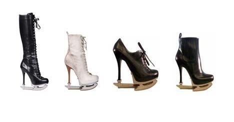 Изображение 3. Обувь - коньки от Dsquared2.. Изображение № 3.