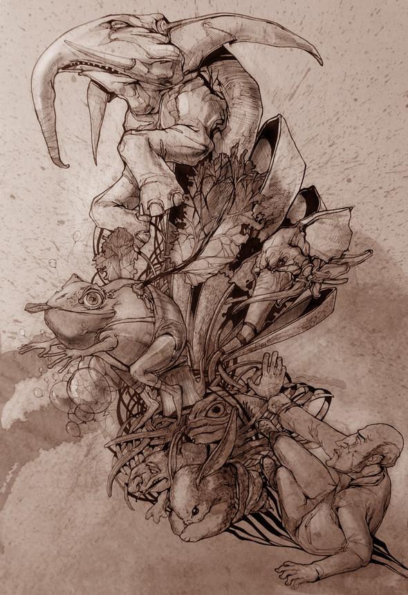 Виктор Миллер Гауса. Изображение № 8.