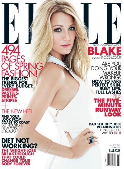 Обложки: Elle, i-D и Harper's Bazaar. Изображение № 1.